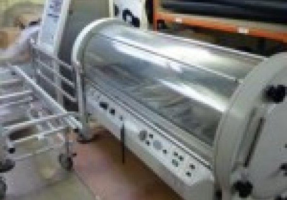 Hyox Clinica 2000/OC Monoplace Hyperbaric Chamber