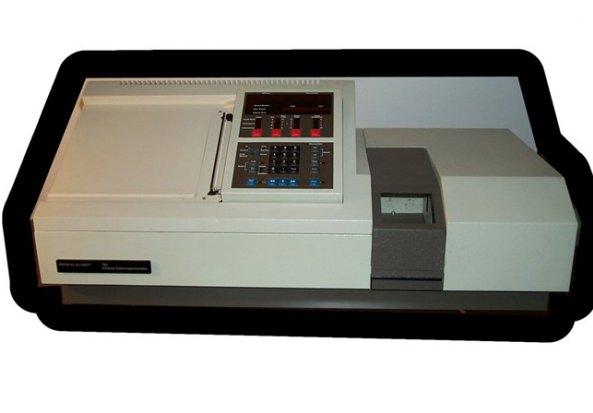 Perkin Elmer 883 IF Infrared Spectrometer Infra-Red Spectrometer (IR)