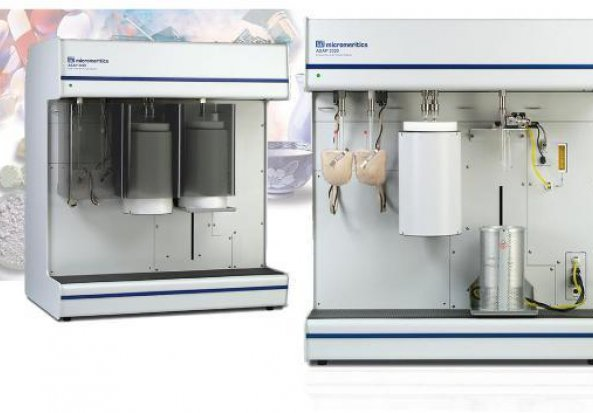 Micromeritics ASAP2020 Chemisorption