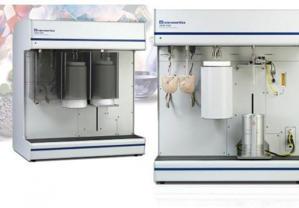 Micromeritics ASAP 2020 Surface Area Analyser