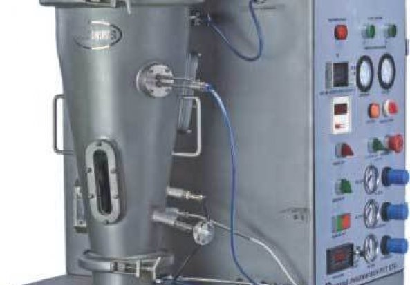 Umang Pharmatech Fluid Bed Dryer