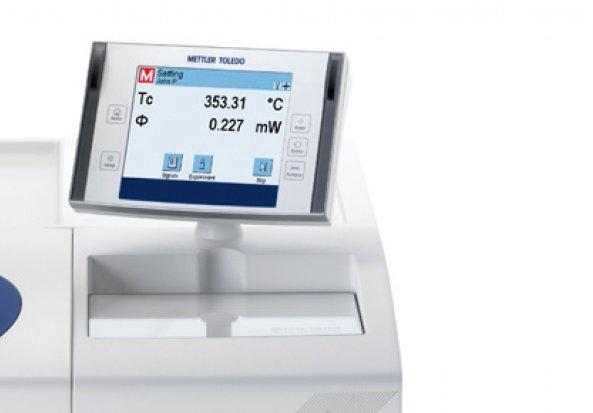 Mettler Toledo Differential Scanning Calorimeter (DSC) Differential Scanning Calorimeter (DSC)