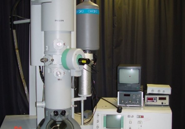 Philips CM200 Transmission Electron Microscope (TEM) Electron Microscopes