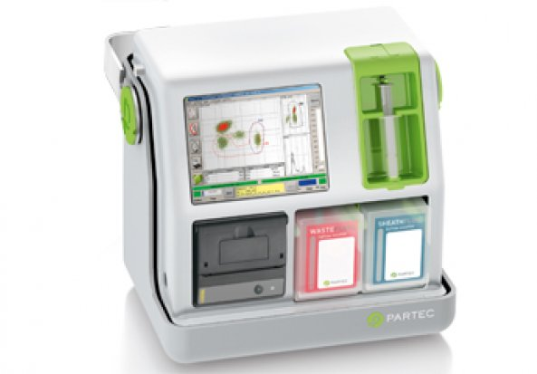 Partec CyflowSeries CD 4 Cell Counter