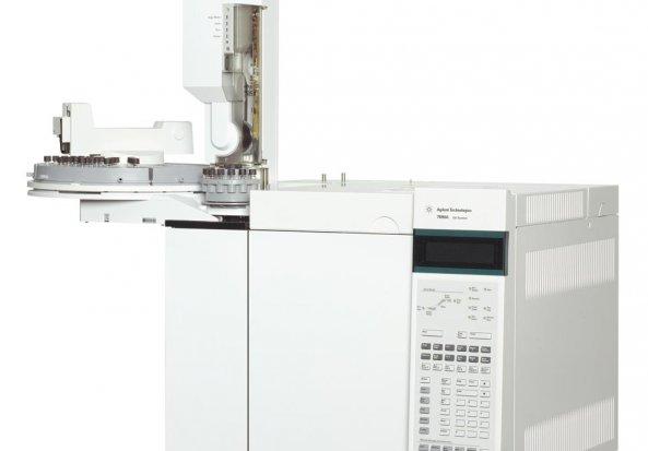 Agilent Gas Chromatograph (GC-FID/ECD) GC 7890A  Gas Chromatograph (GC)
