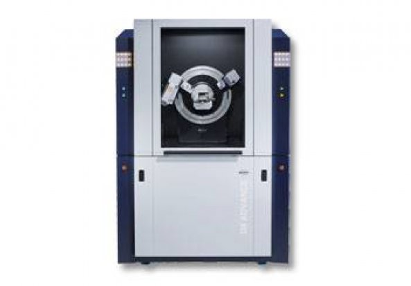 Bruker D8 Advance Refractometer X-Ray Diffraction Spectrometer (XRDS) X-ray Diffractometer (XRD)