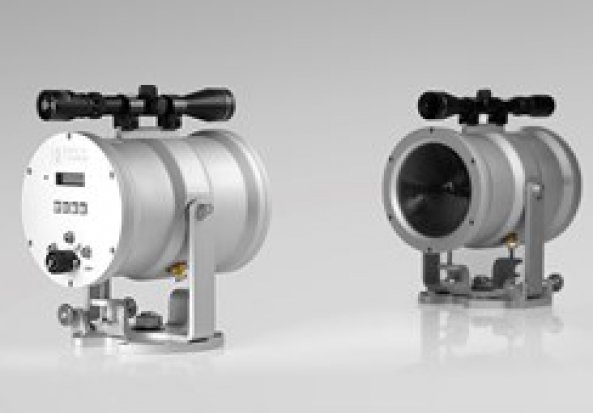 Large Aperture scintillometer Kippzonen LAS MkII ET System