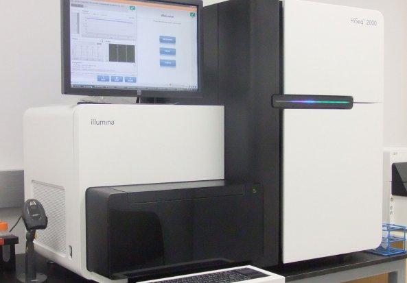 HiSeq 2500 Illumina Sequencing Genotyping Platform