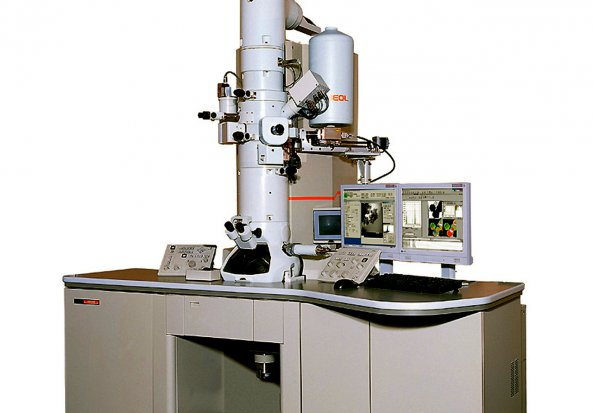 Jeol JEM 2100 Transmission Electron Microscope Electron Microscopes