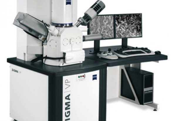 Carl Zeiss Sigma VP FE-SEM with Oxford EDS Sputtering System Electron Microscopes