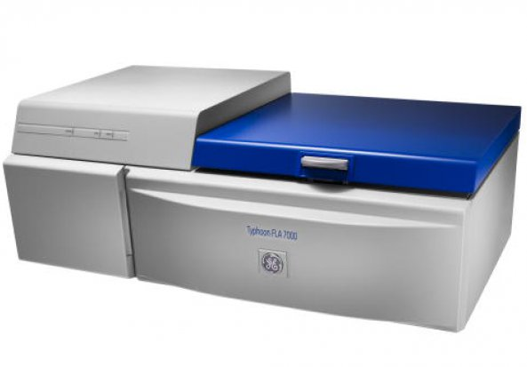 Fuji FLA 7000 Phosphor Imager with G: Box Chemi-Luminescence and Fluorescence Detectors