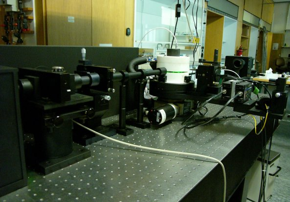 Coherent Innova 308 Raman Spectrograph Raman Spectrometer