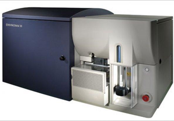 Flow Cytometer BD FACS Aria™ III cell sorter