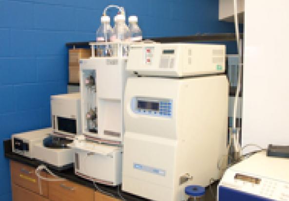 Beckman Coulter HPLC System Gold Nouveau Liquid Chromatograph (LC)