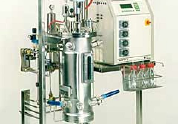 Braun Biostat C Fermentor