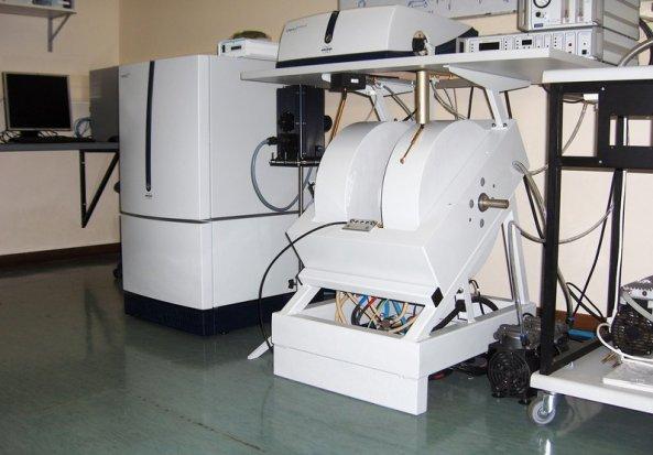 Bruker X Band ESR Spectrometer Electron Spin Resonance spectrometer (ESR)
