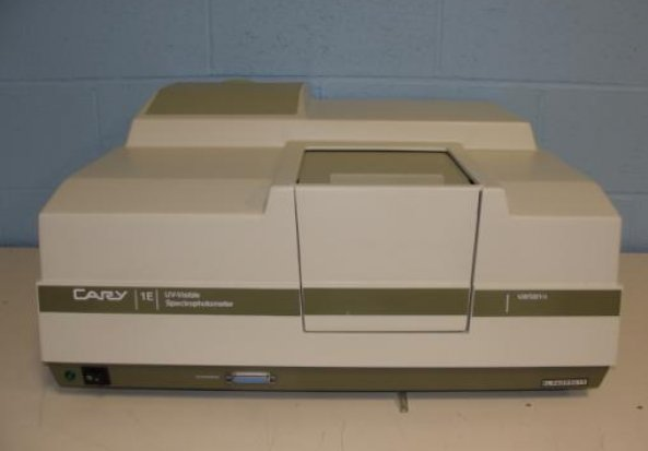 Varian Cary IE UV-VIS Spectrometer