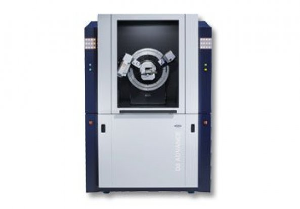 Bruker D8 Powder XRD X-ray Diffractometer (XRD)