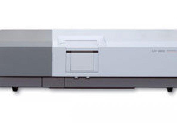 Shimadzu UV 3600 UV-VIS NIR Spectrometer UV-VIS-NIR spectrophotometer unit