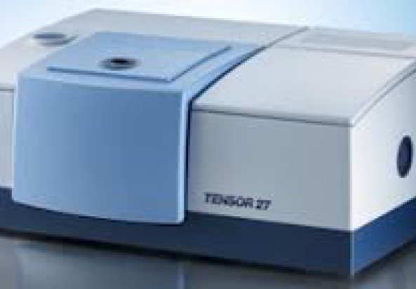 Bruker Optics Germany Fourier Transform Infrared Spectroscopy (FTIR) Spectrophotometer; Powder X-ray diffractometer (XPRD); Thermo Gravimetric Analyser(TGA)/Differential Scanning Calorimeter (DSC) UV/Vis Spectrophotometer Fourier Transform Infrared Spectr