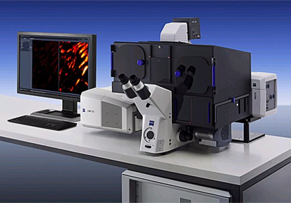 Carl Zeiss Superresolution ELYRA S1 with SR-SIM and LSM 780 technology