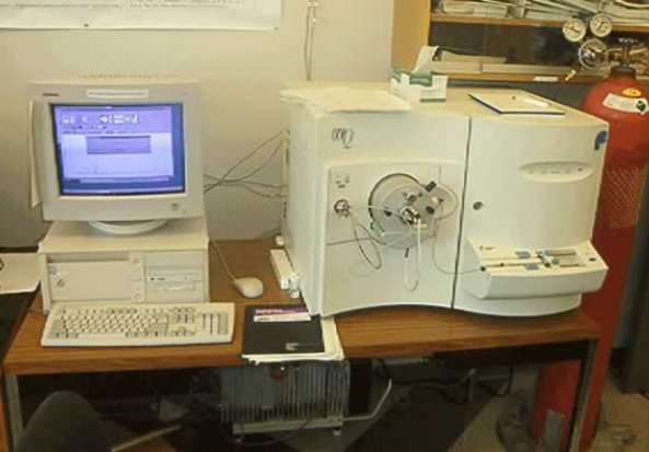 Finnigan MAT LCQ Spectrophotometer Computer  Spectrophotometer