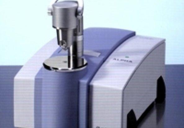 Bruker Alpha-T ATR-FTIR Fourier Transform Infrared Spectrometer (FTIR)