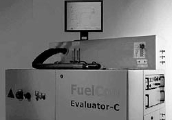 Fuel Con Fuel Cell Test Station 1 - Evaluator C50 LT