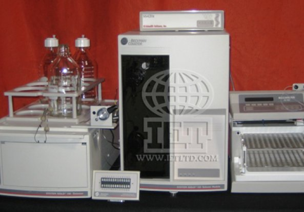 Beckman Coulter Gold HPLC System Liquid Chromatograph (LC)