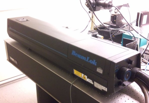 Spectra Physics BeamLok 2060 Argon Ion Laser