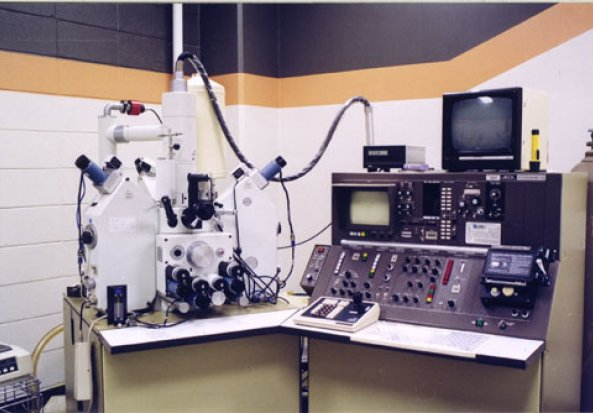Carl Zeiss 733 Microprobe