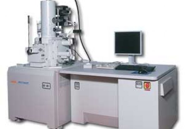 scanning electric microscope
