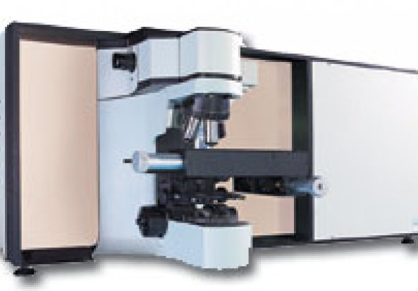 Horiba Jobin-Yvon HR800 Raman Spectometer Raman Spectrometer