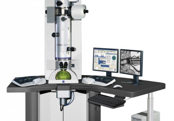 Carl Zeiss Libra 120 PLUS Transmission Electron Microscope