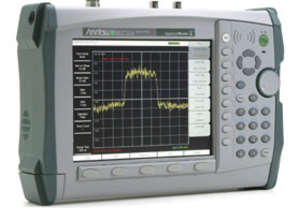 Anritsu MS 2721A Spectrum Analyser