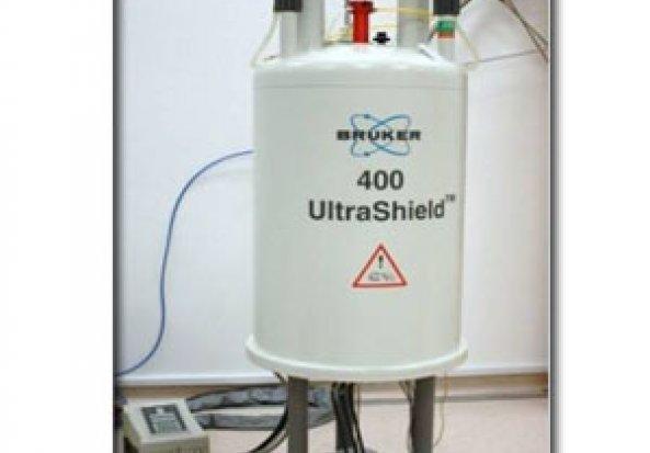 Bruker Biospin Avance 400 Nuclear Magnetic Resonance (NMR)