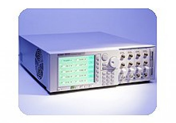 Agilent 8164A Tunable Laser Source