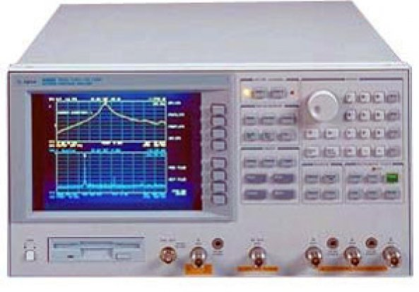 Agilent HP 4396B Vector Network Analyser