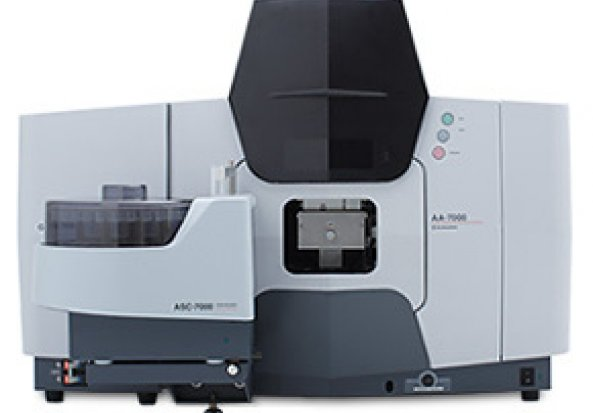 Shimadzu AA 7000 Flame Atomic Absorption Spectrometer Atomic Absorption Spectrometer (AAS)