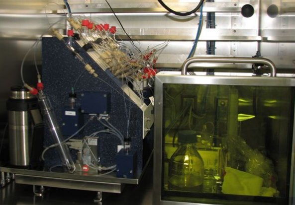 Williston Elin and Chemetrix Synchrom R&D Remote Synthesizer Synchrom R&D Remote Synthesizer