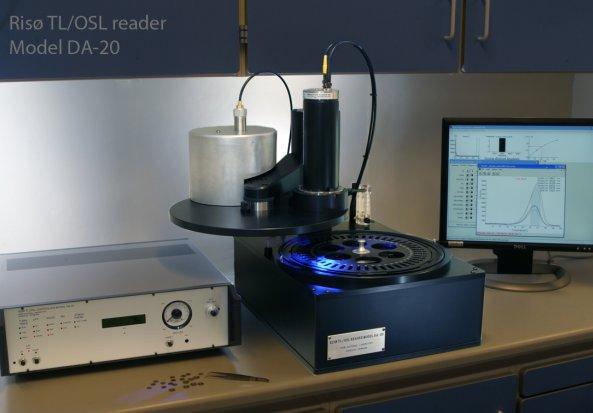 The Risø National Laboratory TL/OSL-DA-20 Luminescence Reader