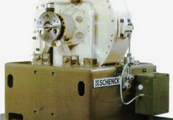 Schenk Engine Dynamometer
