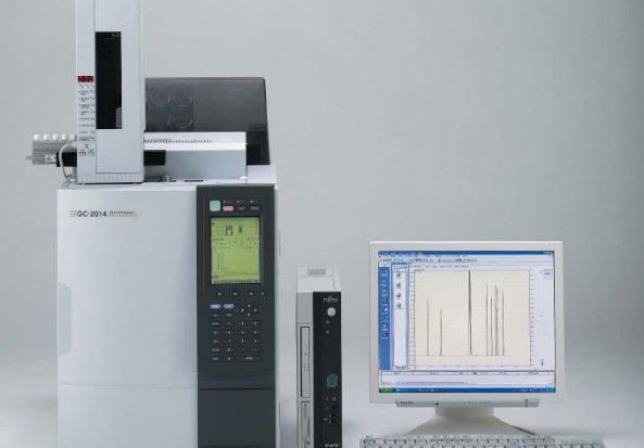 Shimadzu GC-2010 Gas Chromatograph Gas Chromatograph (GC)
