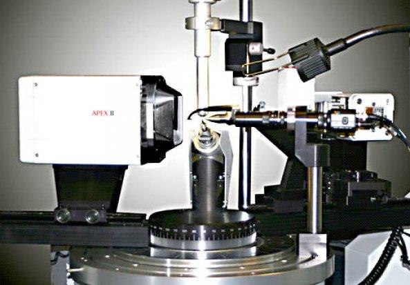 Bruker APEX CCD Diffractometer