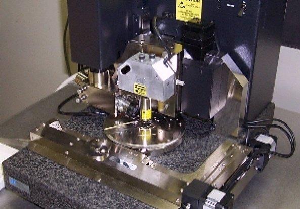 Veeco Dimension 3100 Scanning Probe Microscope Scanning Probe Microscopes