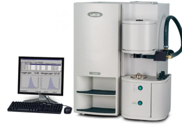 Leco TC500 Nitrogen and Oxygen Analyser