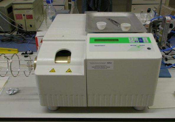 Mettler Toledo 851e Thermo Gravimetric Analyser