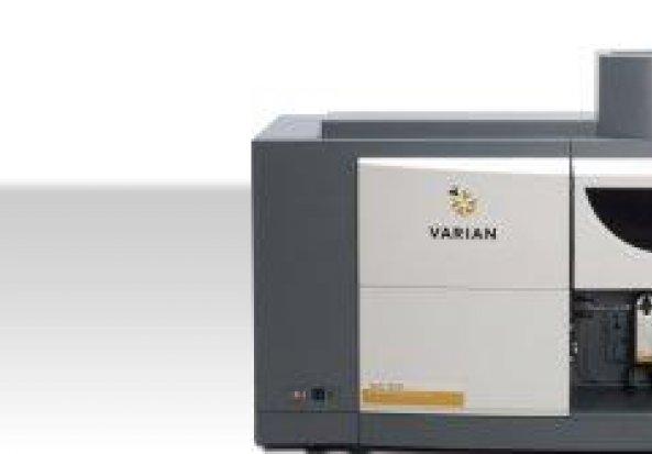 Varian 710-ES Inductively Coupled Plasma-Optical Emission Spectrometers (ICP-OES) Inductively Coupled Plasma Spectrometer (ICP)