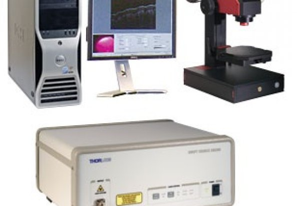 Thor Labs OCM1300SS Optical Coherence Tomography System