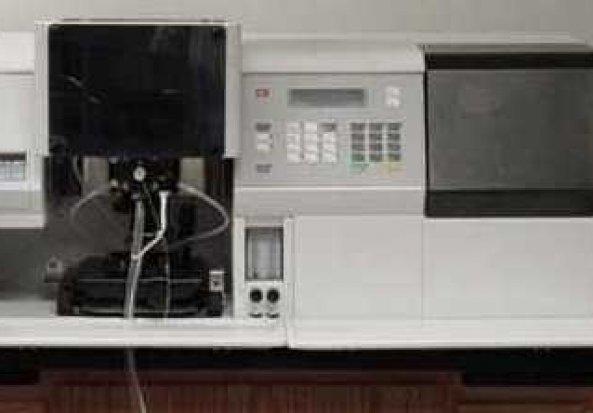 Perkin Elmer AAnalyst 100 Flame Atomic Absorption Spectrometer (FAAS) Atomic Absorption Spectrometer (AAS)